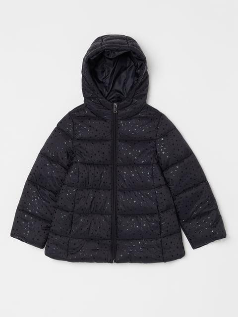 Куртка чорна Oviesse 5201088
