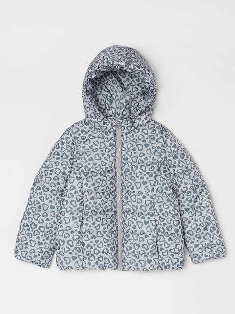 Куртка блакитна Oviesse 5201091