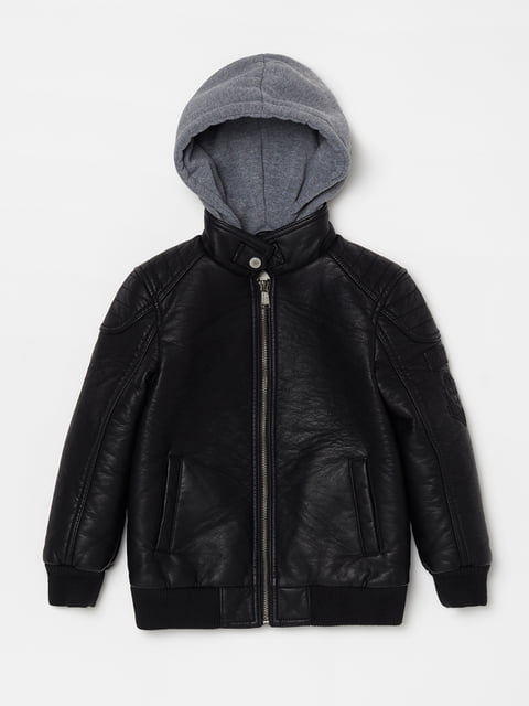 Куртка чорна Oviesse 5201350