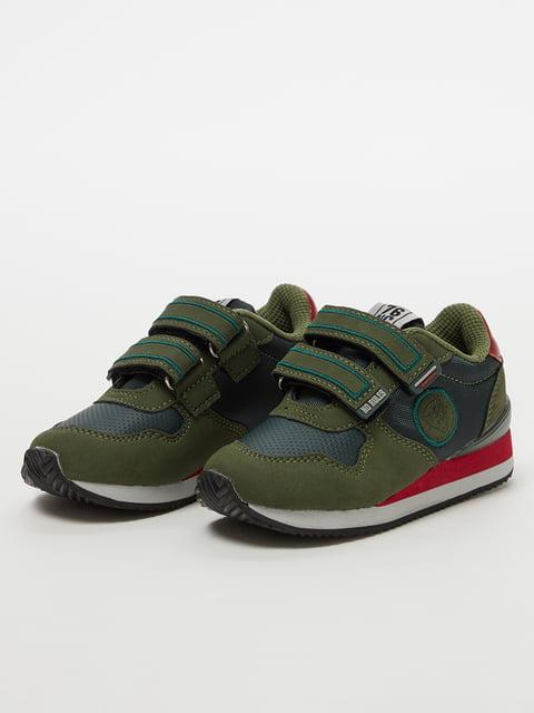 Кросівки зелені Oviesse 5183681