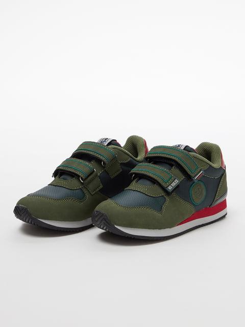 Кроссовки зеленые Oviesse 5183696