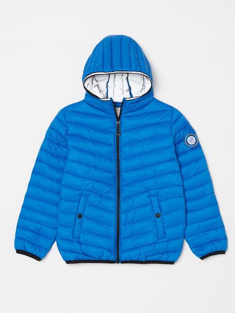 Куртка синя Oviesse 5183807