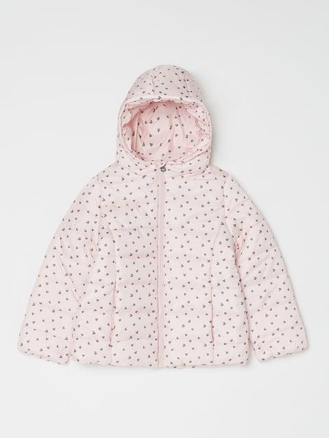 Куртка рожева Oviesse 5201084