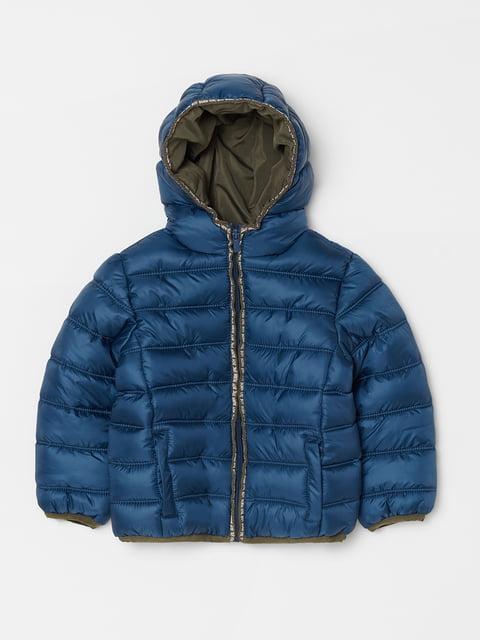 Куртка синя Oviesse 5201214