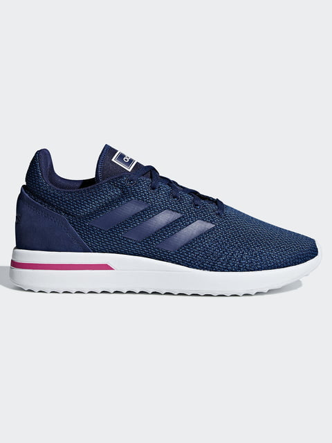 Кроссовки синие Adidas 5181083