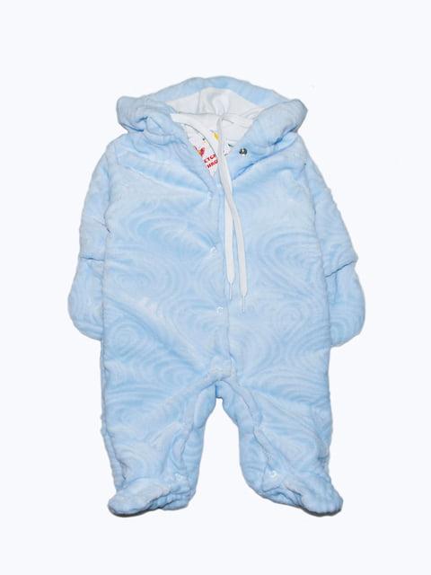 Комбінезон блакитний Малыш 5266188