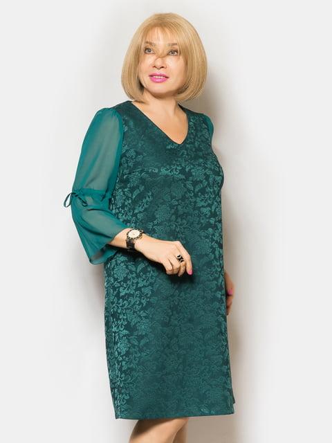 Платье зеленое LibeAmore 4175423
