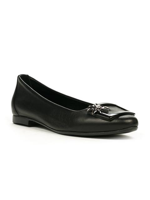 Балетки чорні Perra Donna 4922554