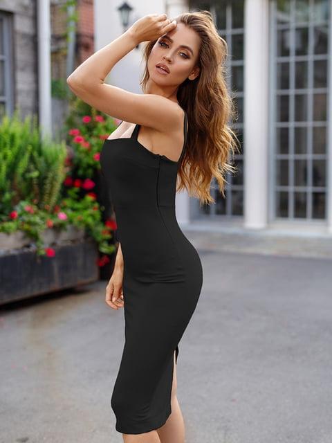Платье черное Gepur 5246511