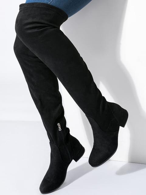 Сапоги черные Gepur 5258832