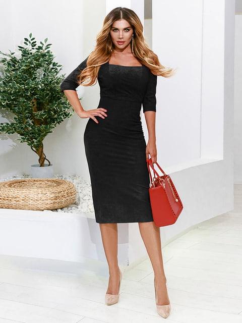 Платье черное Gepur 5258846