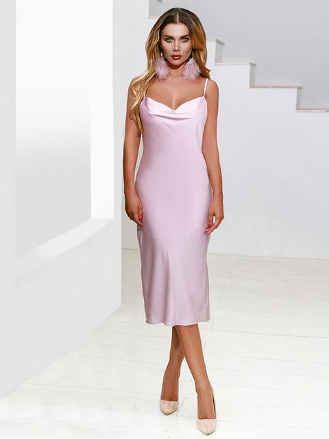 Платье розовое Gepur 5258851