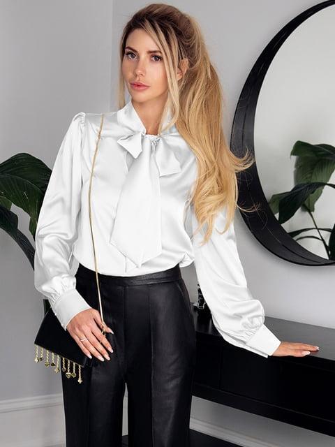 Блуза біла Gepur 5258878