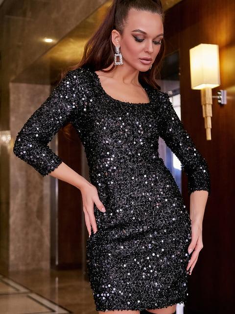 Платье черное Seventeen 5268798
