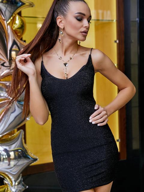 Платье черное Seventeen 5268824