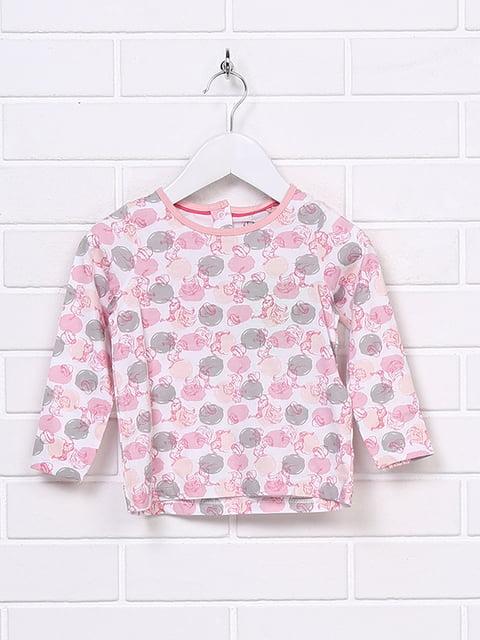 Лонгслив розовый ICE AGE 5266360