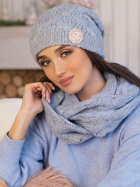 Комплект: шапка и шарф-снуд BRAXTON 5270889
