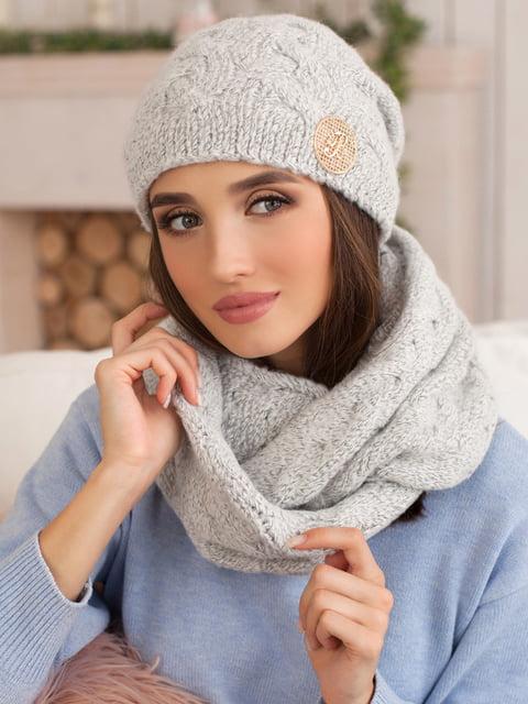 Комплект: шапка и шарф-снуд BRAXTON 5270895