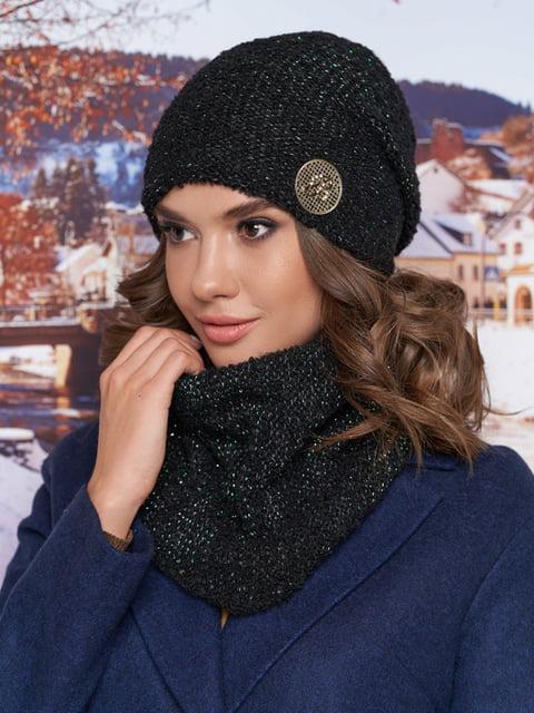 Комплект: шапка и шарф-хомут BRAXTON 5271049