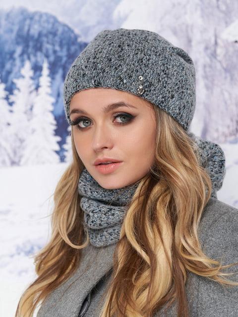 Комплект: шапка и шарф-хомут BRAXTON 5271068