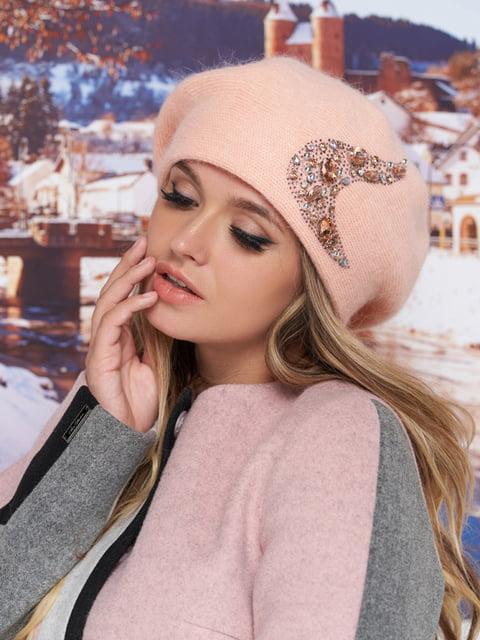 Берет розовый BRAXTON 5271106