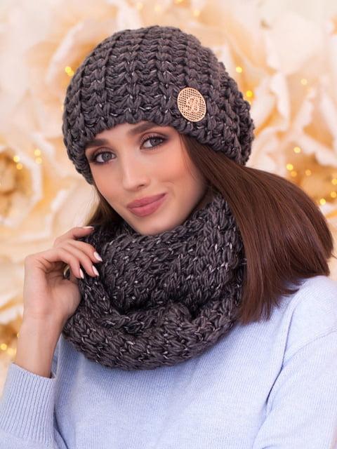 Комплект: шапка и шарф-снуд BRAXTON 5270976