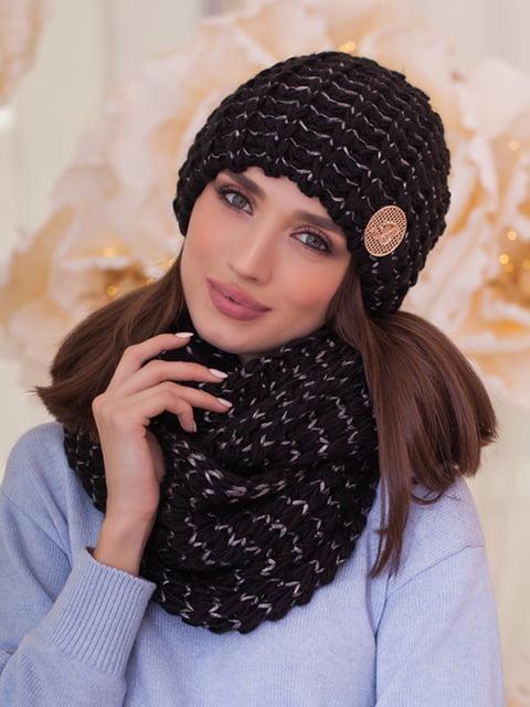 Комплект: шапка и шарф-снуд BRAXTON 5270977