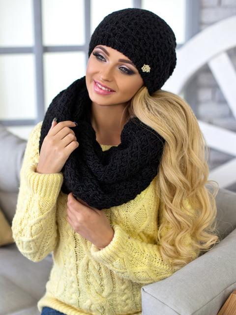 Комплект: шапка и шарф-снуд BRAXTON 5270814