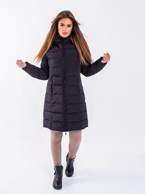 Пальто чорне INDIGO 5271164