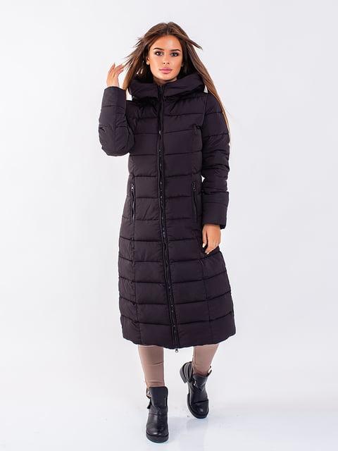 Пальто чорне INDIGO 5271193