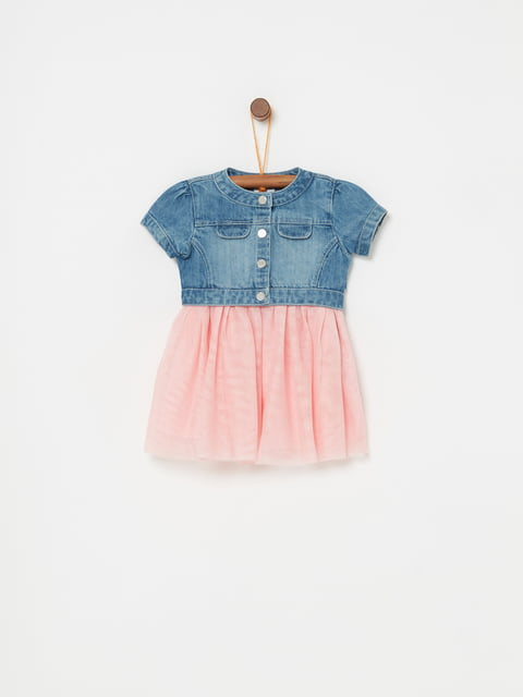 Сукня рожево-синя Oviesse 5161693