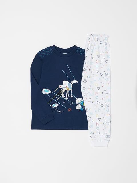 Піжама: світшот і штани Oviesse 5161703