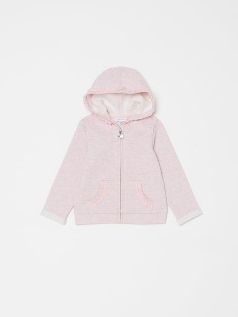 Толстовка розовая Oviesse 5166635