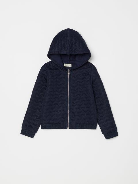 Куртка синя Oviesse 5173985