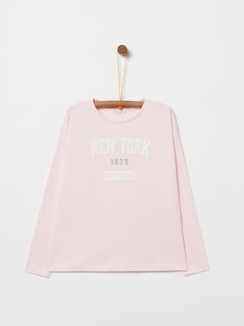 Джемпер розовый Oviesse 5174017
