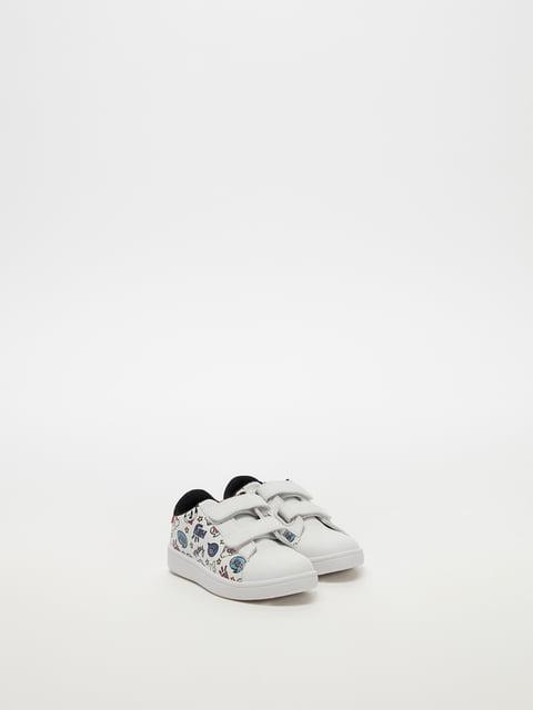 Кросівки білі Oviesse 5183723
