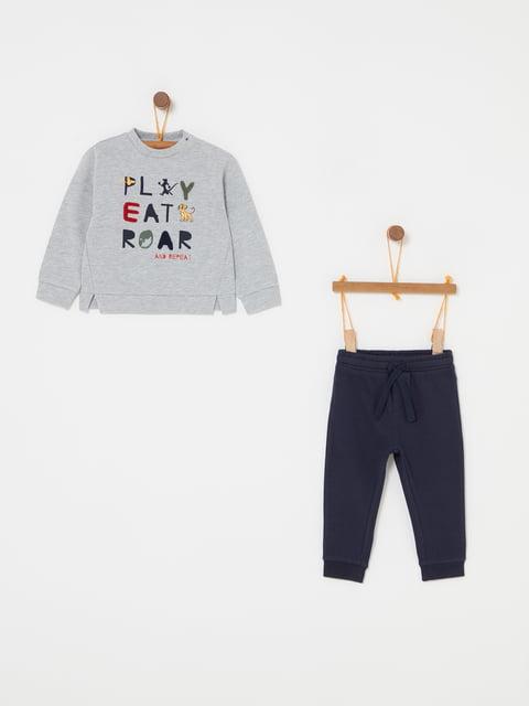 комплект  толстовка і штани Oviesse 5183731
