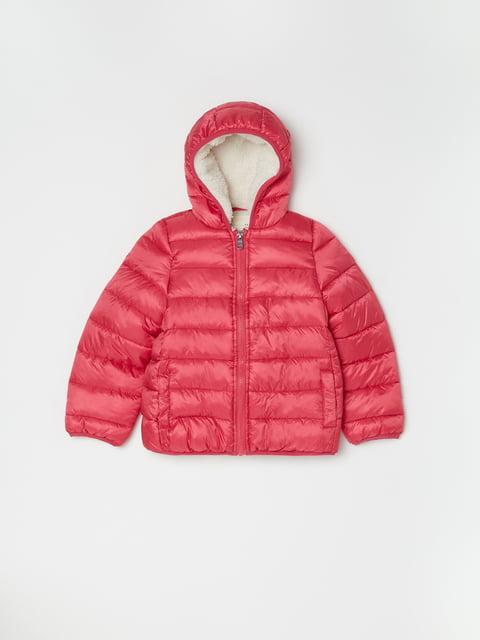 Куртка рожева Oviesse 5201090