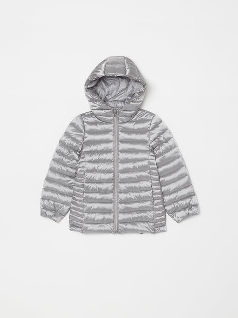 Куртка сіра Oviesse 5201111