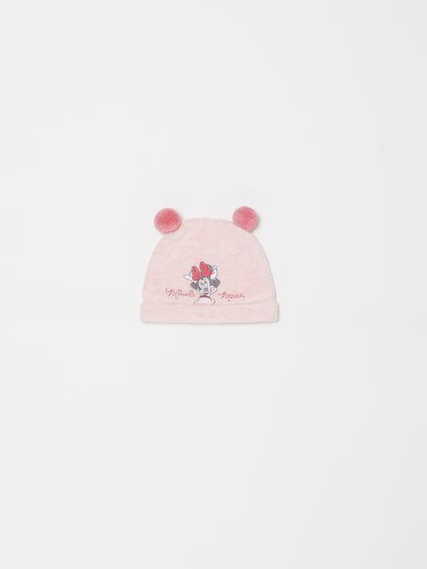 Шапка рожева Oviesse 5201181
