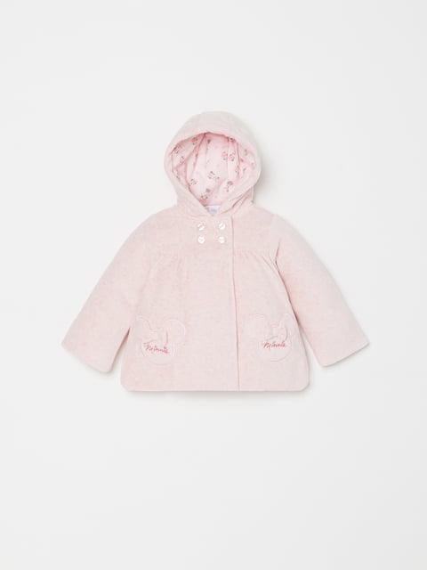 Куртка рожева Oviesse 5201188