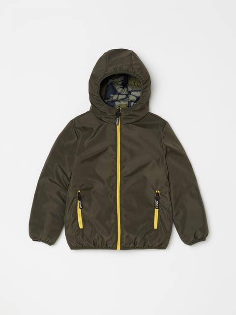 Куртка зелена Oviesse 5201190