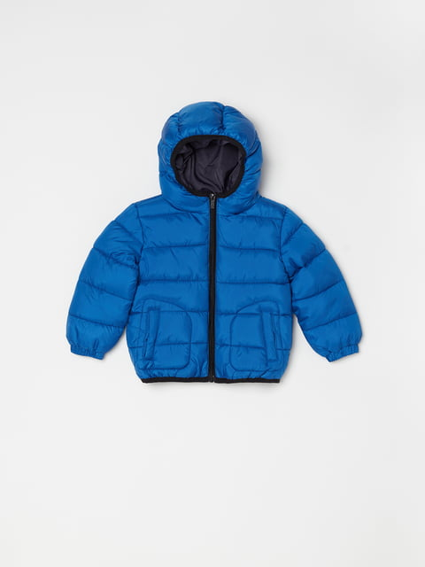 Куртка синя Oviesse 5201213