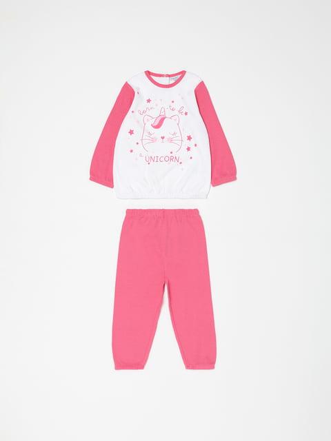 Піжама: лонгслів і штани Oviesse 5201287