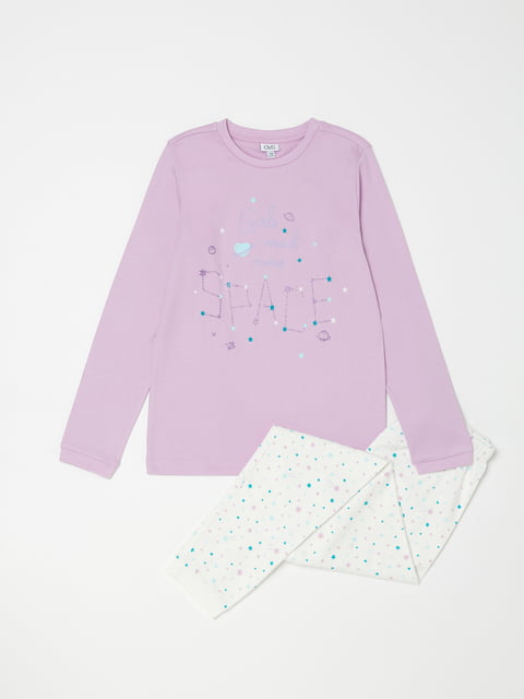 Піжама: лонгслів і штани Oviesse 5201320