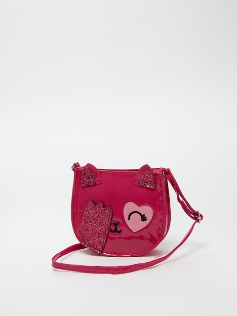 Сумка рожева Oviesse 5222183
