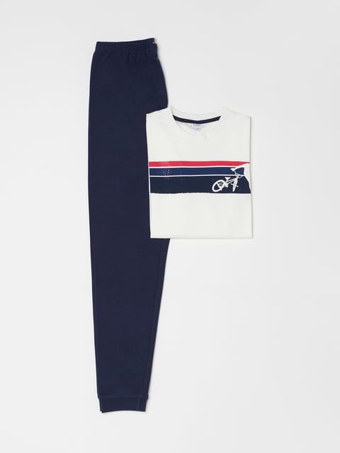 Піжама: лонгслів і штани Oviesse 5222230