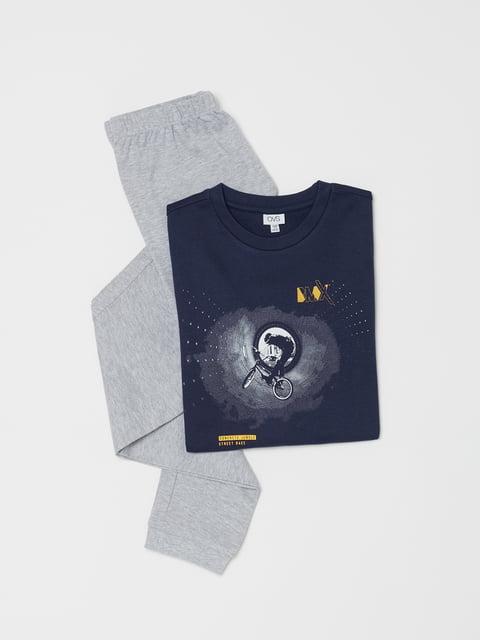 Піжама: лонгслів і штани Oviesse 5222232