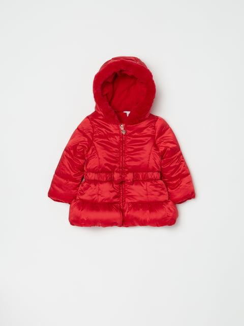 Куртка червона Oviesse 5229800