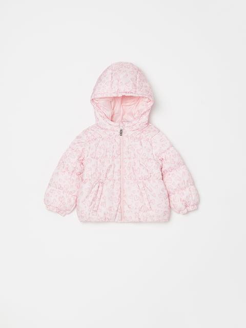 Куртка рожева Oviesse 5229812